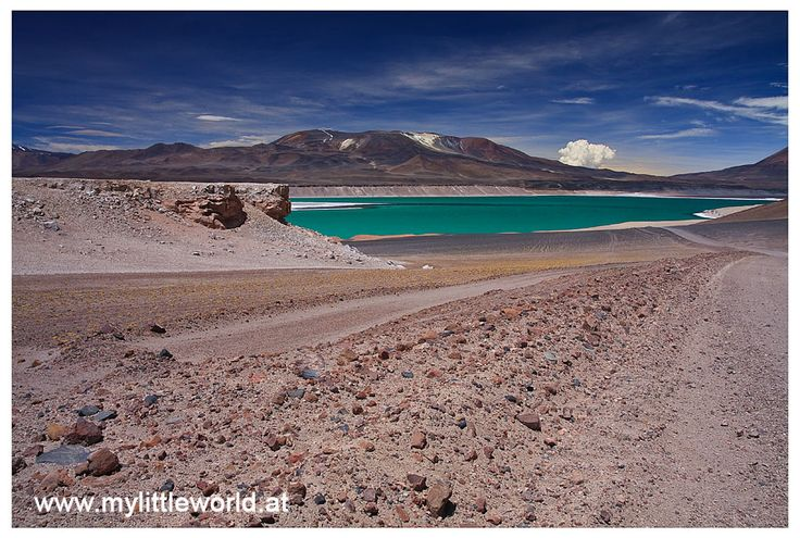 Tres Cruces National Park - Laguna Verde