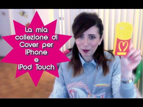 Collezione Cover e Accessori iPhone iPod Touch