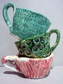 being cr8iv: Mad Hatter Tea Cups