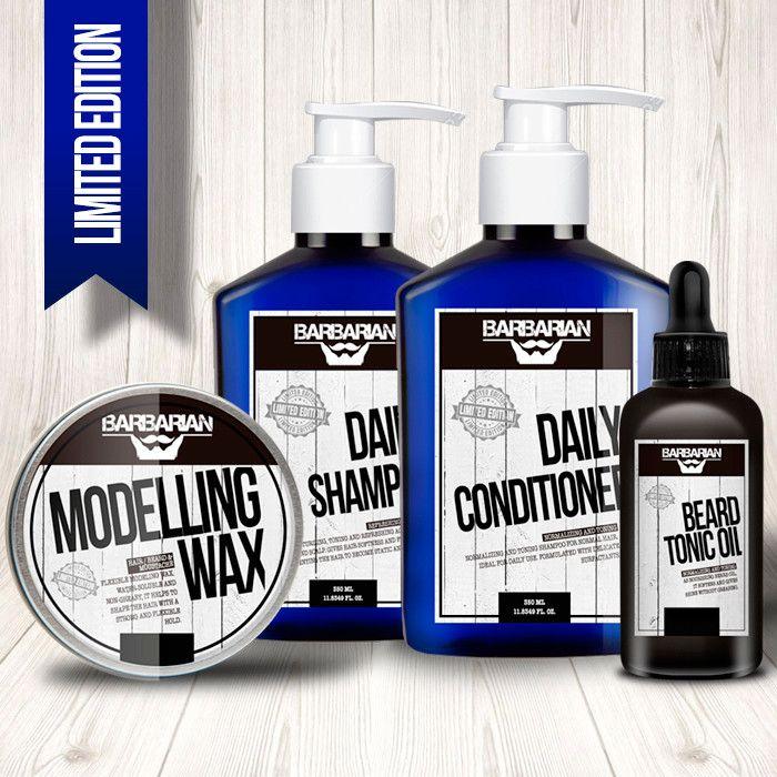 Ahora en nuestra tienda encontras Shampoo, Acondici.... Entra en: http://www.aminco.com.uy/products/shampoo-acondicionador-cera-y-tonic-oil-barbarian-para-hombres-cabello-barba?utm_campaign=social_autopilot&utm_source=pin&utm_medium=pin