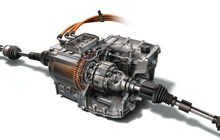 2015 Chevrolet Spark Drive Unit