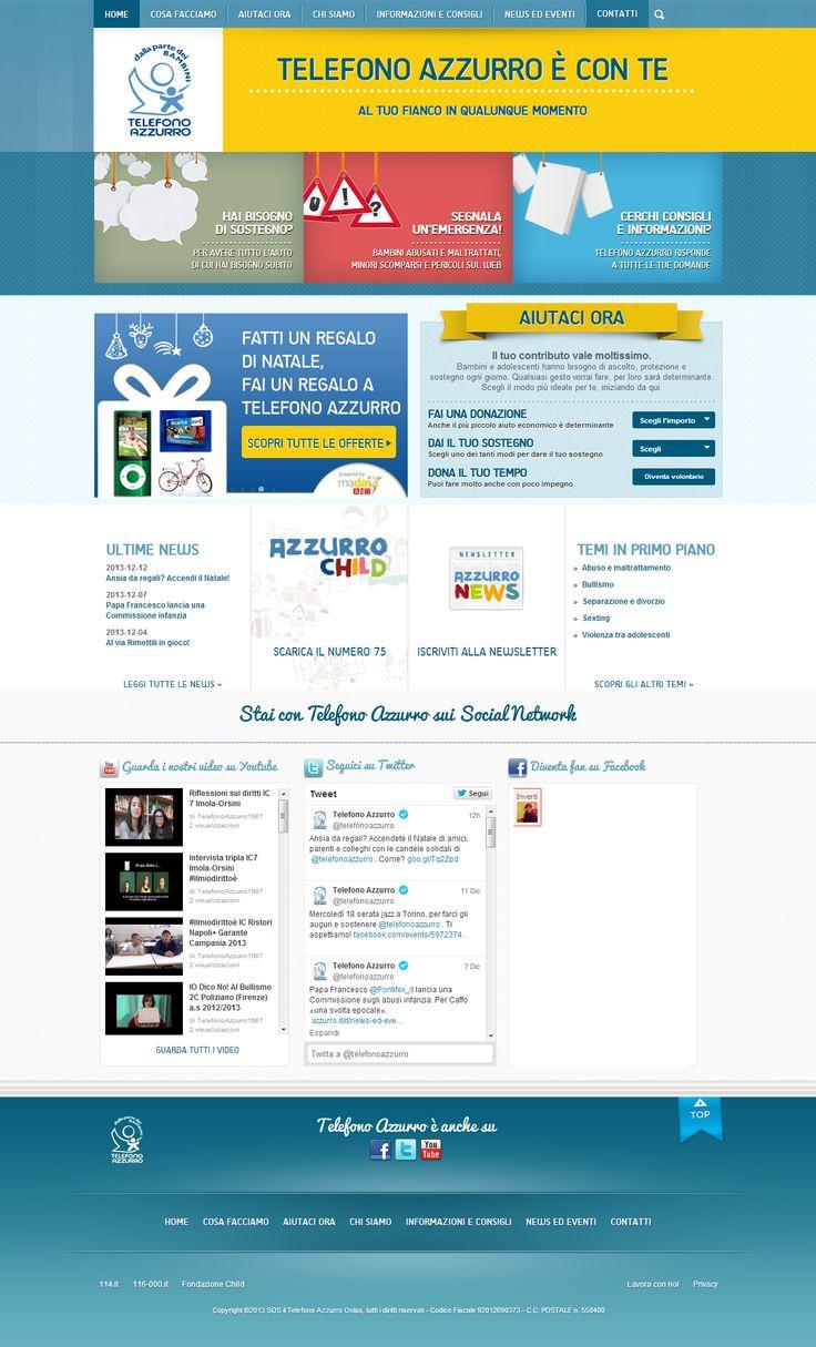 madaiAID per Telefono Azzurro