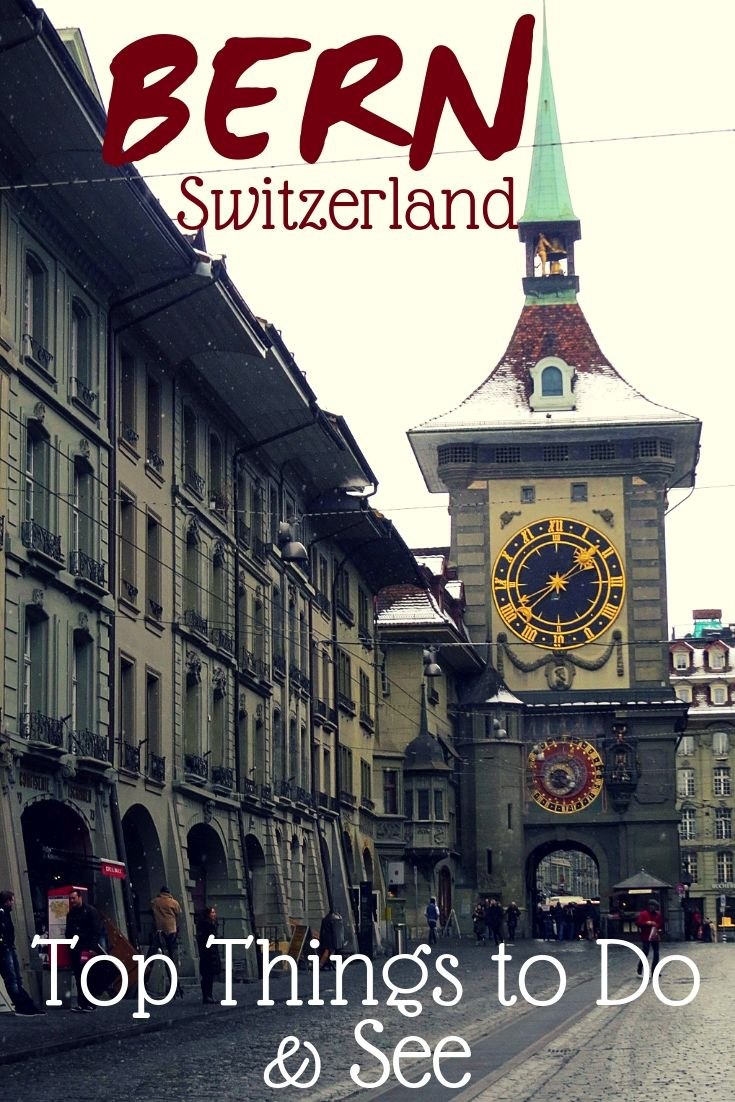 Bern Old Town And Around Top Things To Do In Bern In One Day Travel Europe Travel Travel Around The World