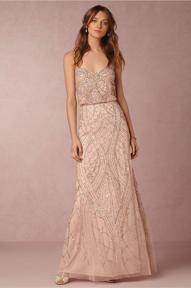 BHLDN Tobin Dress