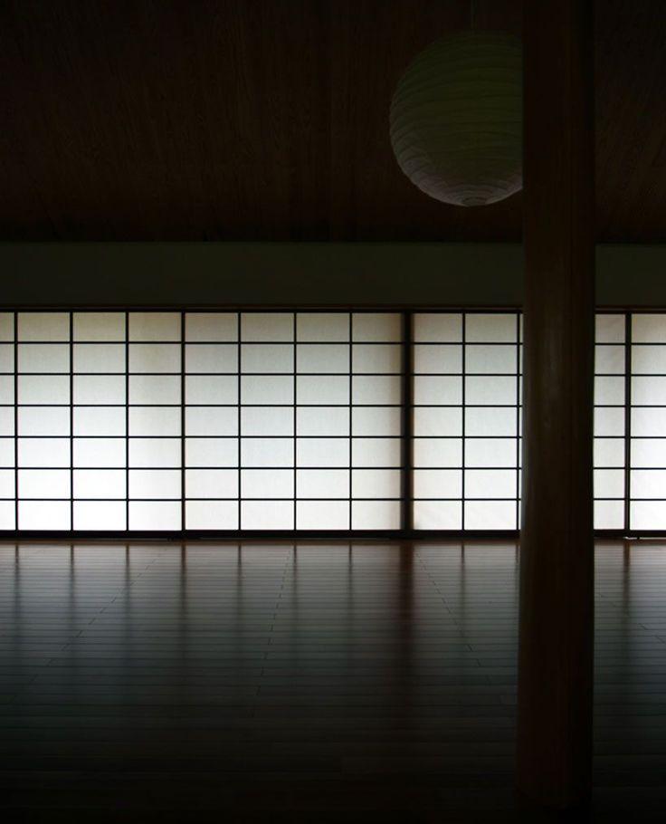 Shoji screen doors.