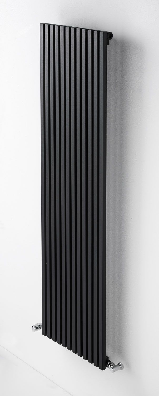 Ultraheat Klon Horizontal double radiator (micro grain charcoal) is a contemporary design with a 25x25cm tube in mild steel with a 'D' shaped profile. Available in white and micro grain metallic charcoal.  The Klon Horizontal is in 2 heights 420mm and 600mm and is in 10 different widths.  The Klon is versatile it will work on central heating, dual fuel (perfect for summer months when the heating is off) or electric only. It comes complete with a 5 year warranty. Prices from £213.26!