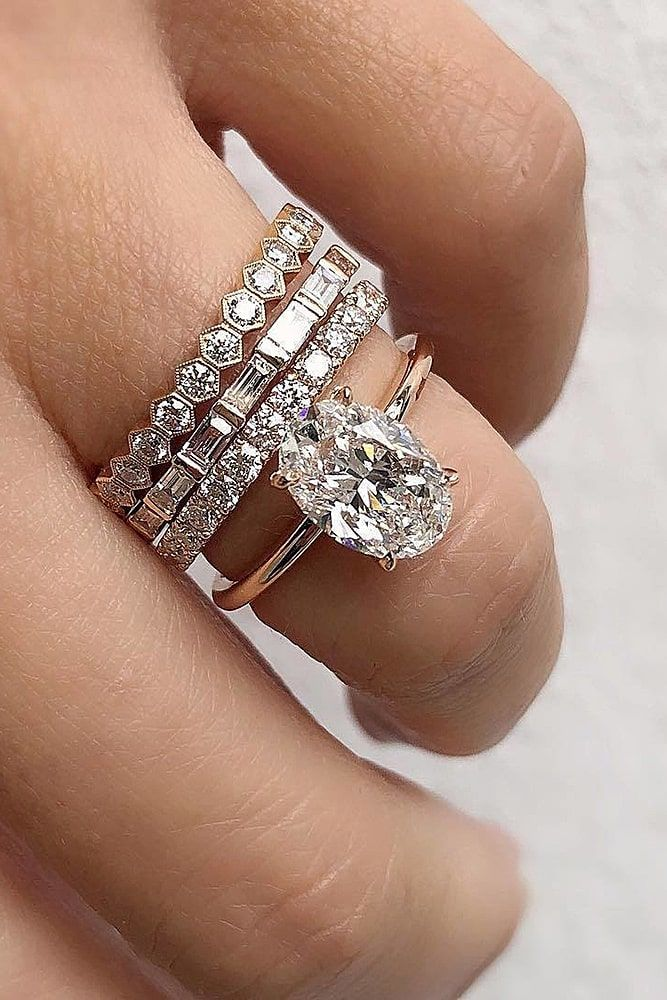 27 Oval Engagement Rings That Every Girl Dreams Trending Engagement Rings Wedding Rings Unique Simple Engagement Rings