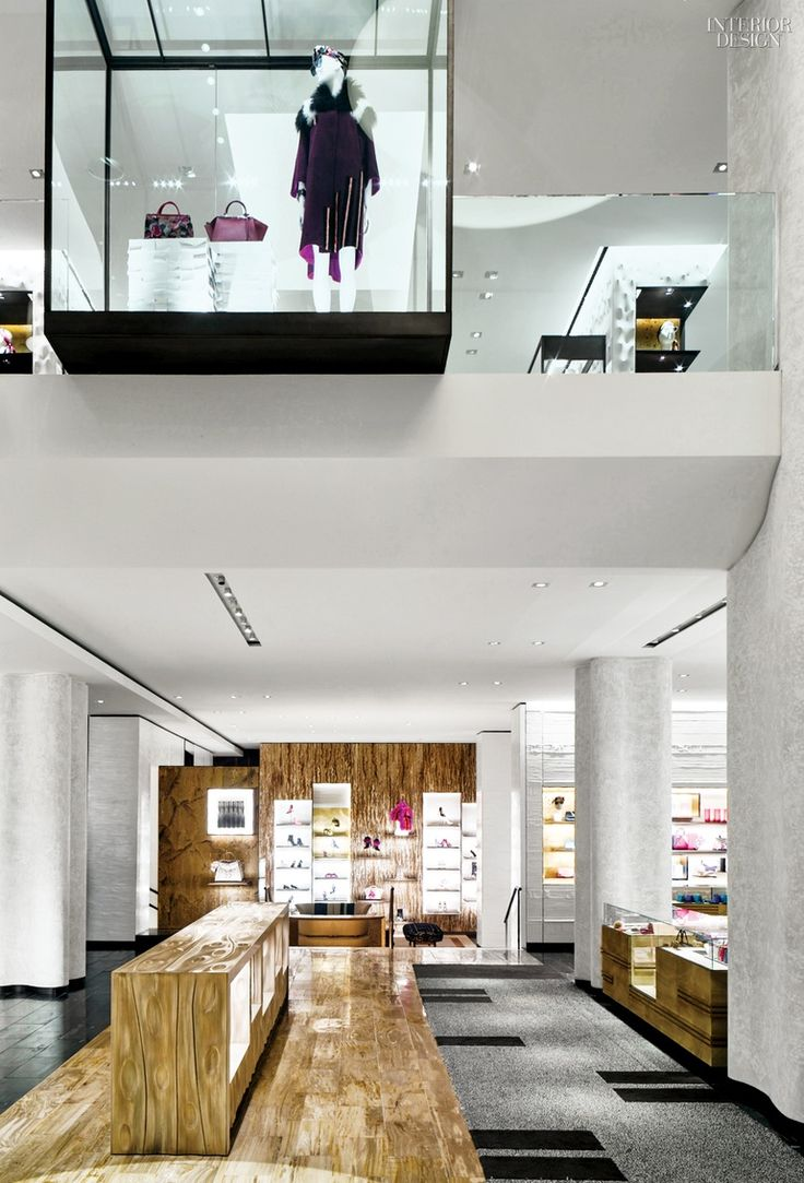 Fendis Flagship By Peter Marino Brings Italy To Midtown