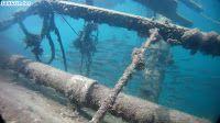 Sail And Under Adventures: Shipwreck S/V NOTOS - Photos