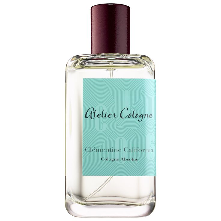 Shop Clémentine California Cologne Absolue Pure Perfume by Atelier Cologne at Sephora. This composition is built around Clémentine from California.