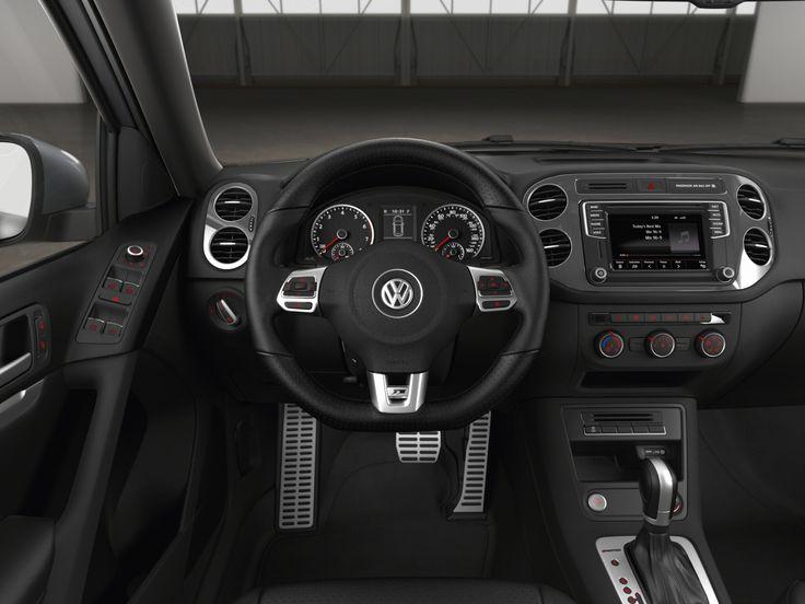 2016 VW Tiguan R line upgrade (larger infotainment screen)