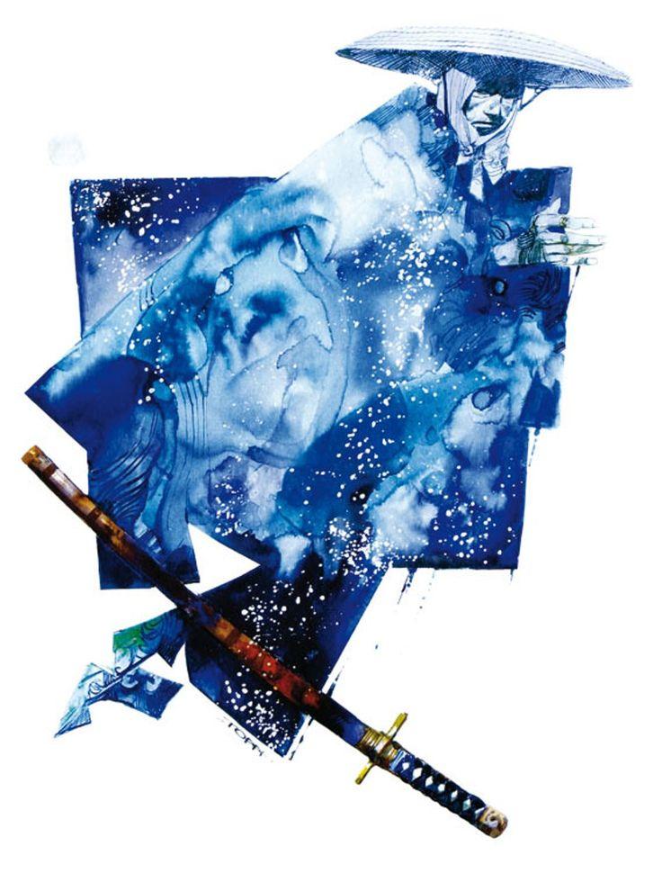 Sergio Toppi Artist Art