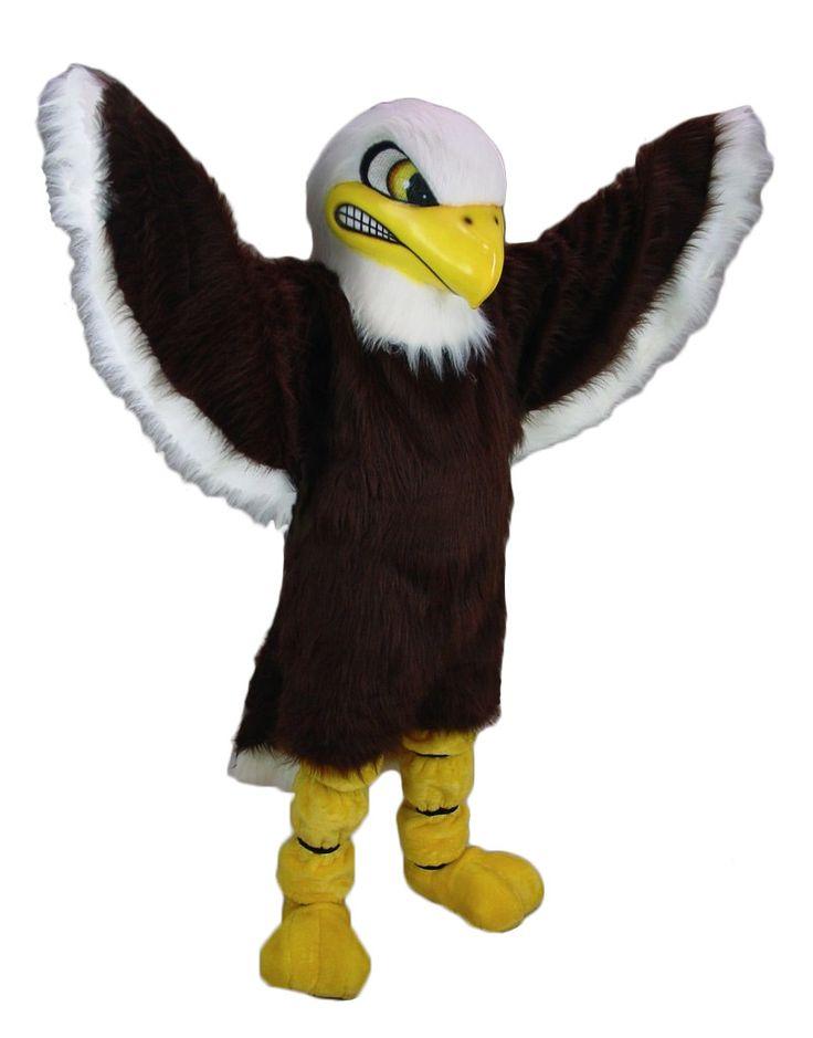 High school mascot costumes