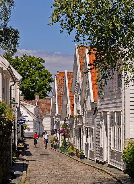 Stavanger Norway by Øyvind Andersen, via Flickr