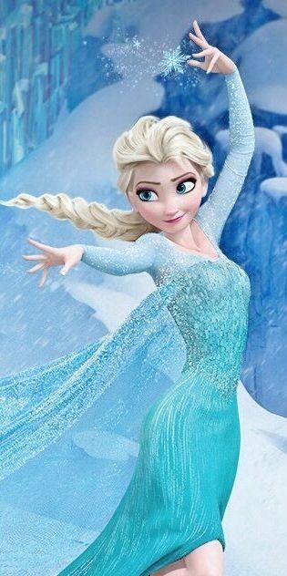 Frozen: una aventura congelada trata de una niña llamada Ana y su hermana Elsa. Elsa tiene un poder mágico: es capaz de hacer cosas de hielo como montañas, muñecos de nieve e incluso castillos enormes.