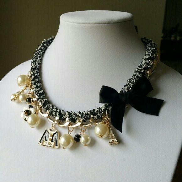 High Quality Necklace New Necklace White Pearls Jewelry Necklaces