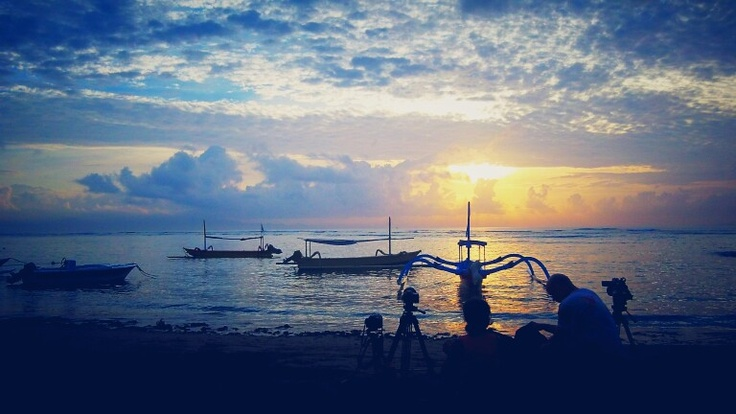 Sindu Beach, Sanur Bali