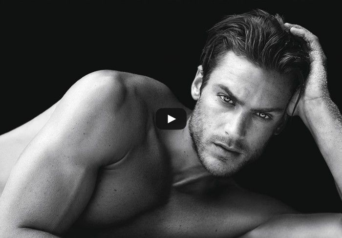 Acqua di Giò Perfume Campaign with Jason Morgan