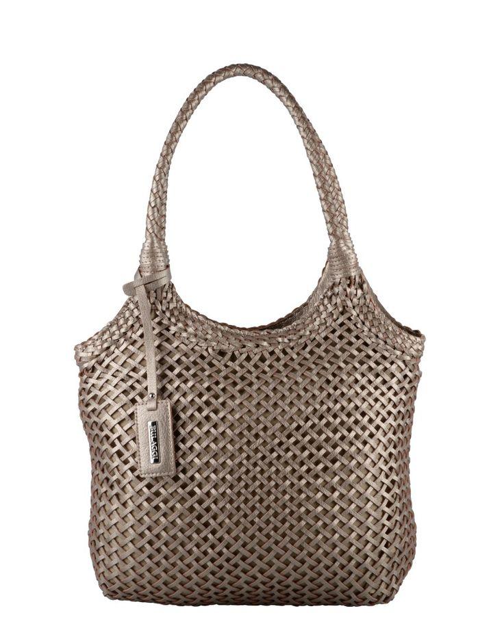 Sagara handwoven handbag