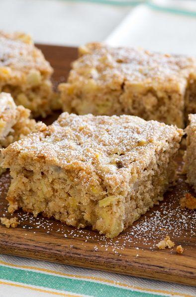 Banana Pineapple Oatmeal Breakfast Cake   Recipes   Pinterest