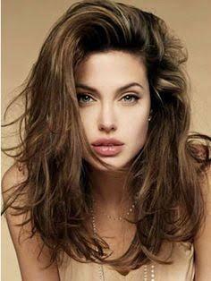 cabelo médio repicado - Pesquisa Google