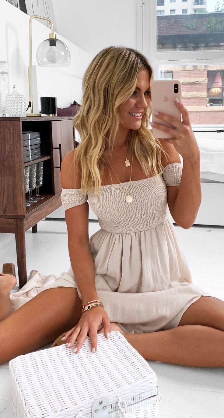 45 Flawless Summer Outfits To Copy This Moment – Carlotta_ca