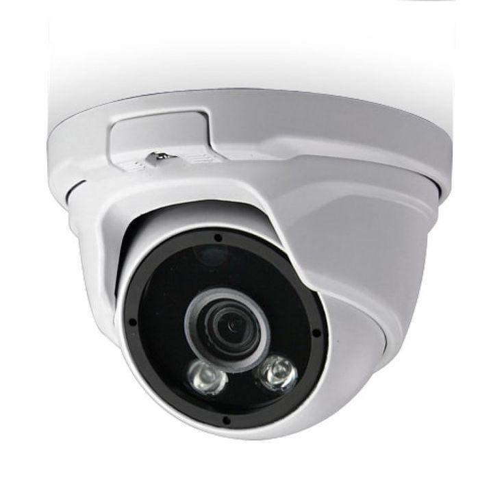 AVT1104 HD CCTV 1080P IR Dome Camera