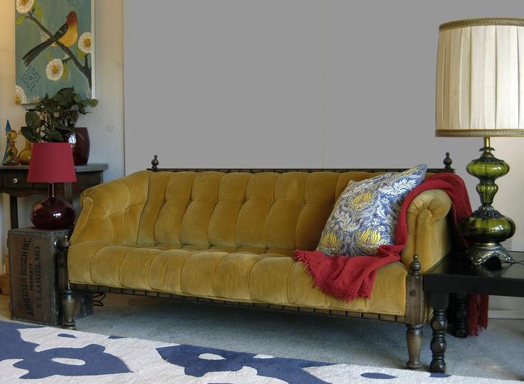 Mid Century Sofa $450 - Occidental http://furnishly.com/catalog/product/view/id/2489/s/mid-century-sofa/