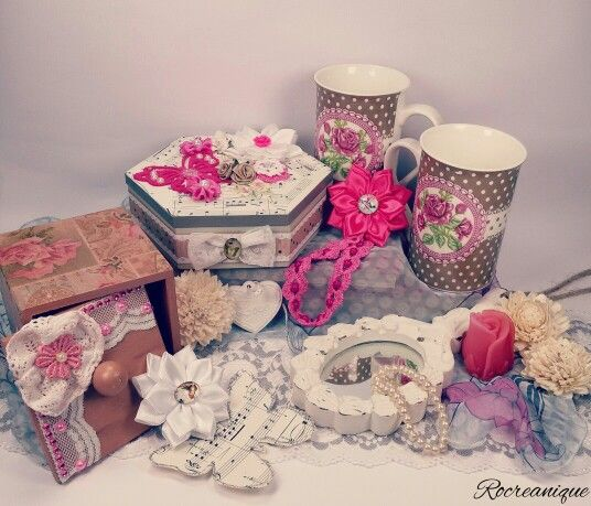 Bring the Shabby Chic charm to your home by Rocreanique