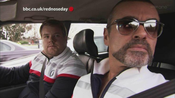 Neue Nachricht: Video mitJames Corden: George Michael Erfinder desCarpool-Karaokes - http://ift.tt/2hZQnSC