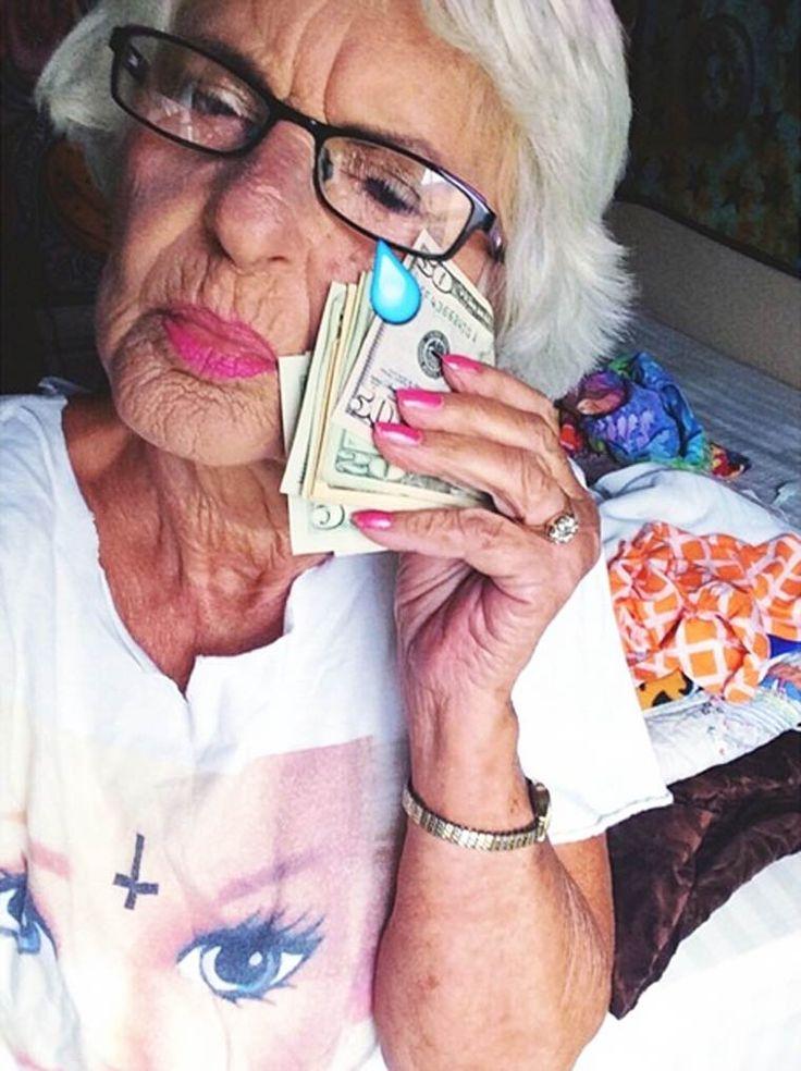 Baddie Winkle – Cette mamie de 86 ans est une véritable star sur Instagram