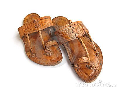 Traditional Indian Mens Shoes