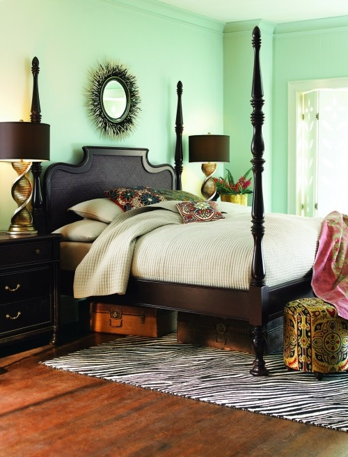 A 1920 S Art Deco Style Room Bohemian Gypsy Bedroom With