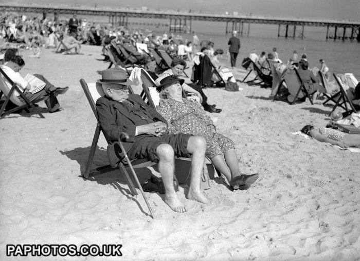 British Holidays - The Seaside - Bournemouth - 1948