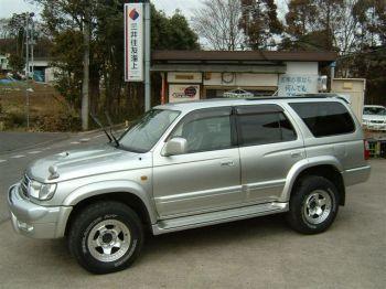 Toyota Hilux SSR-G TDi