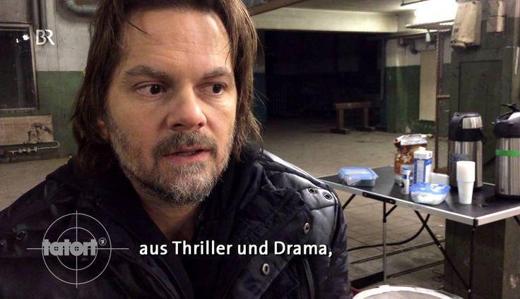 """""""Es ist eine Mischung aus Thriller und Drama"""", sagt Schauspieler Florin Piersic, Jr. zum Münchner """"Tatort: Klingelingeling"""". Ihr seht den Fall heute um 20:15 Uhr im Ersten.  Mehr: http://s.daserste.de/2h211UC"""