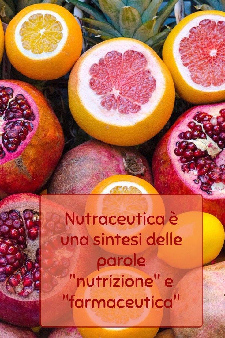 La nutraceutica è uno delle promesse più concrete per preservare la nostra salute.