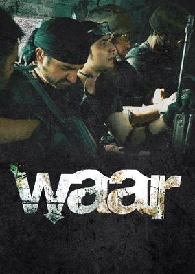 Waar (2013) - When Pakistani authorities learn of a looming terrorist strike, they ask a retired intelligence officer to counter the attack before it's too late.