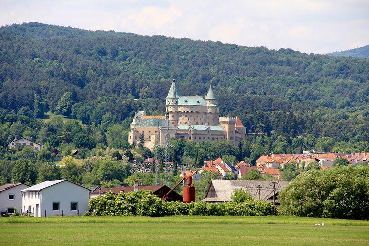 https://flic.kr/p/xwKXR5 | Castle Bojnice