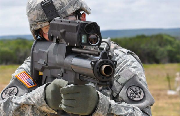 Check out the best hardware our troops are using to defend themselves.