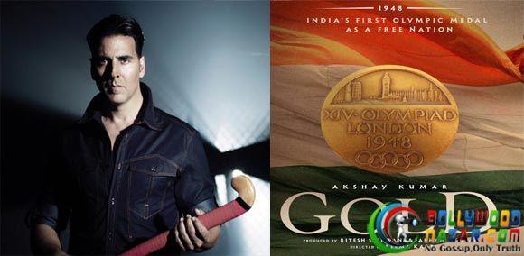 AKSHAY KUMAR WILL NOT BE PLAYING HOCKEY LEGEND DHYAN CHAND IN GOLD  #Bollywoodnazar #AkshayKumar #Gold