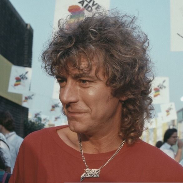Roger Daltrey S Automata Collection Live Aid Wasn T All Bad Y Know Robert Plant Robert Plant Led Zeppelin Led Zeppelin