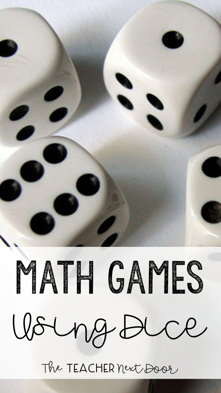Find lots of fun, free, and effective math games your students will LOVE in this post!
