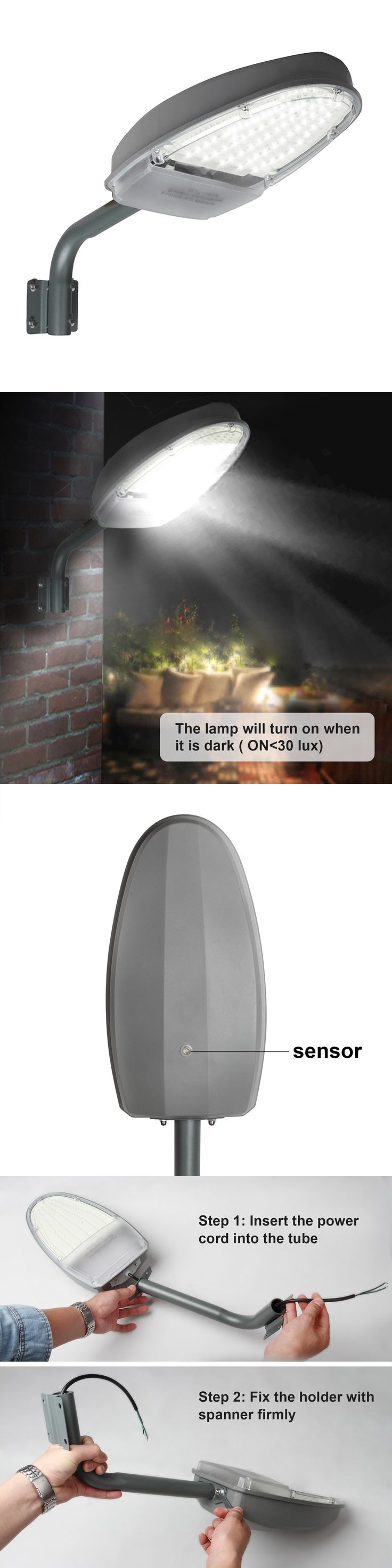 12w flood garden spot lamp source outdoor yard road street led lights - Outdoor Security And Floodlights 183393 24w Led Road Street Flood Light Garden Lamp Outdoor Yard