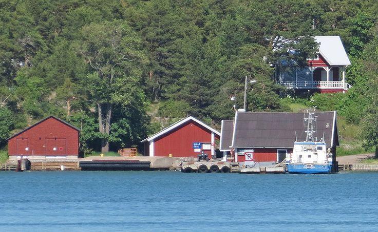 Seili Harbour