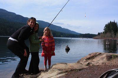 ON THE BEATEN PATH: Mom's Diary - Gone Fishin'