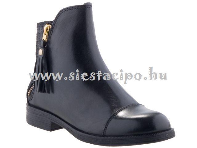 Fekete bőr lélegző talpú bokacsizma. Remek őszi viselet! http://www.siestacipo.hu/geox-agata-fekete-bor-lelegzo-talpu-cipzaras-bokacsizma #boots #fall #autumn