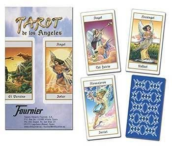 Tarot de los Angeles by Rosa Elena Ortega
