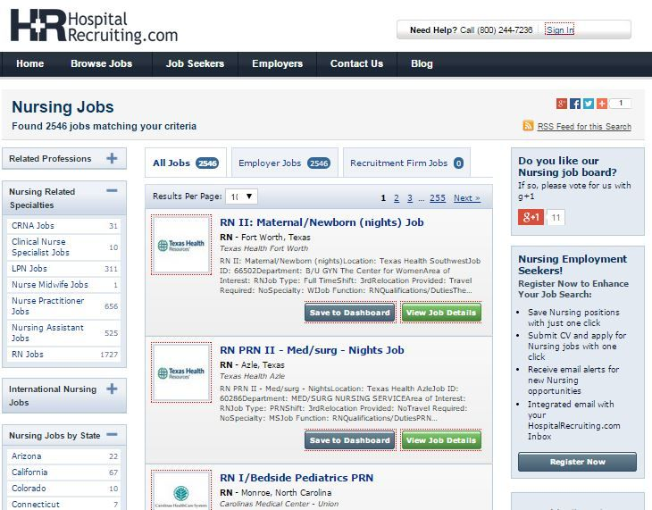 nationwide medical licensing jobs