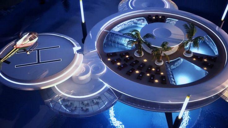 Glisser en dirigeable géants au-dessus de la forêt, dormir en orbite autour de la Terre ou transiter par des «aérovilles» chauffées ne sont pas les scènes d'un film de science-fiction mais les prévisions d'une étude britannique du Future Laboratory réalisée pour la compagnie Thomson Travel.